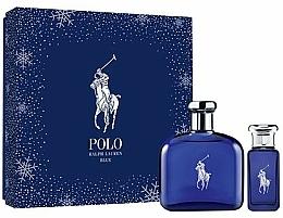 Profumi e cosmetici Ralph Lauren Polo Blue Gift Set - Set (edt/125ml + edt/30ml)
