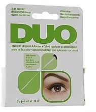 Profumi e cosmetici Colla vitaminica per ciglia finte - Duo Brush-On Lash Adhesive