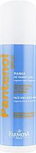 Profumi e cosmetici Schiuma rigenerante e lenitiva per viso e corpo - Farmona Panthenol Face and Body Foam in Spray Sunburns