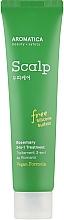 Profumi e cosmetici Maschera ristrutturante per capelli al rosmarino - Aromatica Rosemary 3-in-1 Scalp Treatment