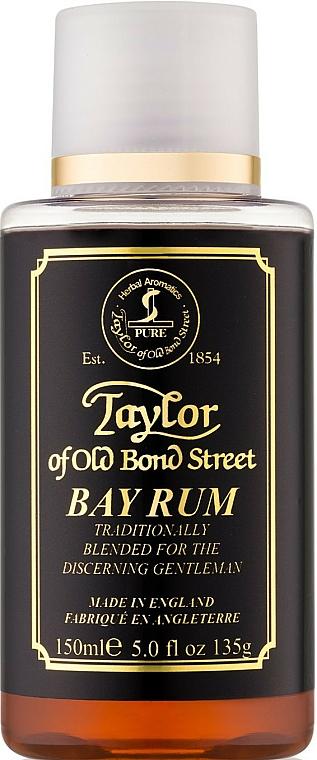 Taylor of Old Bond Street Bay Rum - Lozione dopobarba