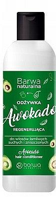 """Balsamo per capelli """"Avocado"""" - Barwa Avocado Hair Conditioner"""