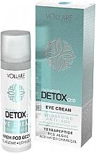 Profumi e cosmetici Crema contorno occhi - Vollare Multi-Active Detox Q10 Eye Cream