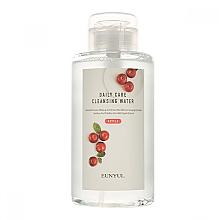 Profumi e cosmetici Acqua micellare con estratto di mela - Eunyul Daily Care Cleansing Water Apple
