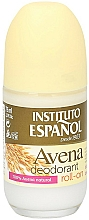 Profumi e cosmetici Deodorante roll-on - Instituto Espanol Avena Deodorant Roll-on
