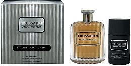 Profumi e cosmetici Trussardi Riflesso - Set (edt/100ml + deo/75g)