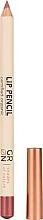 Profumi e cosmetici Matita labbra - GRN Lip Pencil