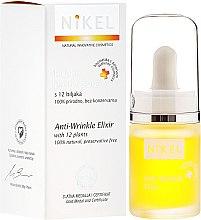 Profumi e cosmetici Elisir antirughe con 12 piante - Nikel Intensive Care Eliksir