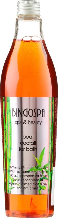 Cocktail al fango, per il bagno - BingoSpa Spa & Beauty Peat Coctail For Bath Multani Mitti