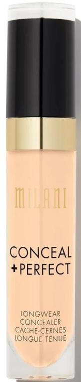 Correttore viso - Milani Conceal + Perfect Longwear Concealer