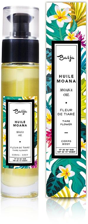 Olio da bagno e corpo - Baija Moana Rich Body & Bath Oil