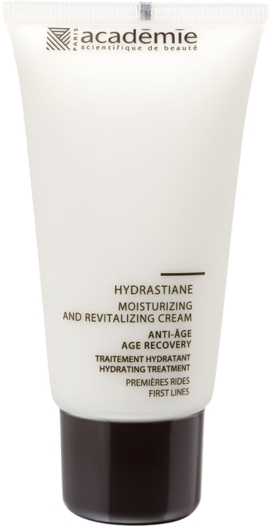 Crema rigenerante e idratante - Academie Age Recovery Hydrastiane Moisturizing & Revitalizing Cream