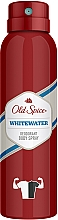 Profumi e cosmetici Deodorante - Old Spice Whitewat Deodorant Spray