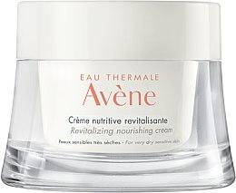 Profumi e cosmetici Crema viso rigenerante e nutriente - Avene Eau Thermale Revitalizing Nourishing Cream