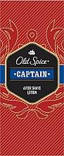 Profumi e cosmetici Lozione dopobarba - Old Spice Captain