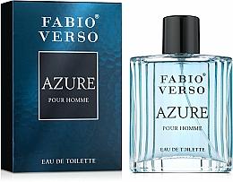 Bi-es Fabio Verso Azure Pour Homme - Eau de toilette — foto N2