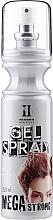 Profumi e cosmetici Gel-spray per capelli a tenuta mega forte - Hegron Gel Spray Megastrong