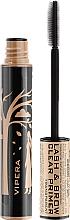 Profumi e cosmetici Primer per ciglia e sopracciglia - Vipera Lash&Brow Gel Primer