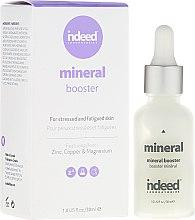 Profumi e cosmetici Siero viso minerale - Indeed Labs Mineral Booster Serum