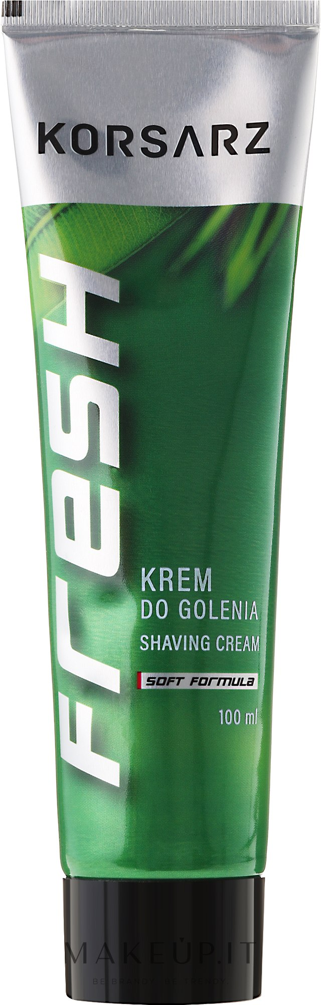 Crema da barba - Korsarz Shaving Cream — foto 100 ml