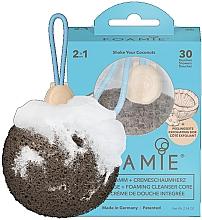 Profumi e cosmetici Spugna detergente delicata con sapone per la doccia - Foamie Shake Your Coconuts Shower Sponge