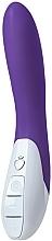 Profumi e cosmetici Vibratore in silicone, viola - Mystim Elegant Eric Deep Purple