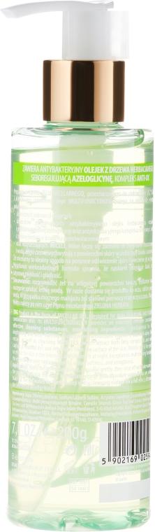 Gel micellare detergente - Bielenda Green Tea Cleansing Micellar Wash Gel — foto N2