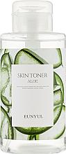 Profumi e cosmetici Tonico idratante all'estratto di aloe - Eunyul Aloe Skin Toner