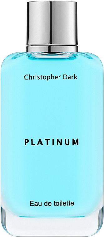 Christopher Dark Platinum - Eau de toilette
