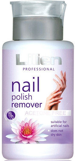 "Solvente senza acetone ""Ninfea"" - Lilien Nail Polish Remover"