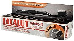 Profumi e cosmetici Set - Lacalut White & Repair (t/paste/75ml + t/brush/1pz)