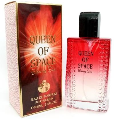 Real Time Queen Of Space Blazing Sky - Eau de Parfum
