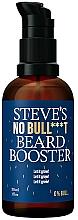 Profumi e cosmetici Olio da barba per uomo - Steve`s No Bull***t Beard Booster