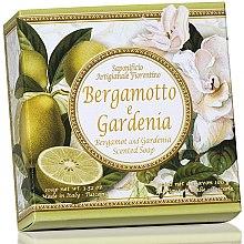 """Profumi e cosmetici Sapone naturale """"Bergamotto e Gardenia"""" - Saponificio Artigianale Fiorentino Capri Bergamot & Gardenia Soap"""