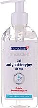 Profumi e cosmetici Gel antibatterico all'acido ialuronico - Novaclear Hands Clear