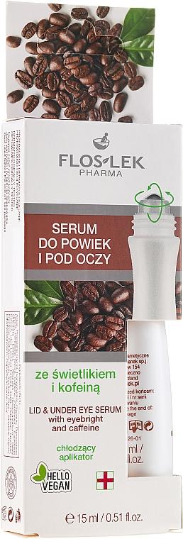 Crema contorno occhi alla caffeina - Floslek Eye Care Serum