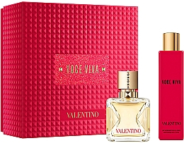 Profumi e cosmetici Valentino Voce Viva - Set (edp/50ml + b/lot/100ml)