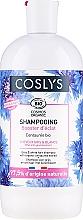 Profumi e cosmetici Shampoo capelli grigi con estratto di fiordaliso - Coslys