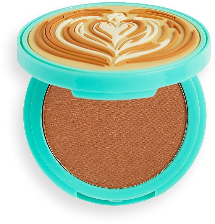 Terra abbronzante - I Heart Revolution Tasty Coffee Bronzer