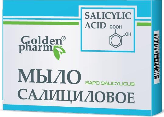 "Sapone ""Salicilico"" - Golden Pharm"