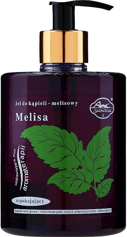 Gel doccia rilassante - Jadwiga Melisa Shower Gel — foto N1