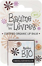"Profumi e cosmetici Balsamo per labbra ""Chocolate"" - Marilou Bio Certified Organic Lip Balm"