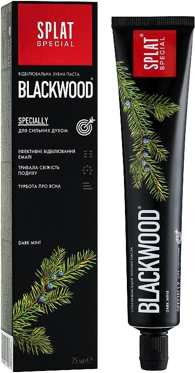 """Dentifricio """"Blackwood"""" - SPLAT Special"""