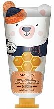 Profumi e cosmetici Crema-maschera protettiva per mani e unghie - Marion Funny Animals Hand Cream Mask