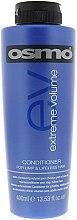 Profumi e cosmetici Condizionante volumizzante - Osmo Extreme Volume Conditioner