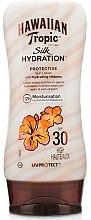 Profumi e cosmetici Lozione solare idratante - Hawaiian Tropic Silk Hydration Lotion SPF30