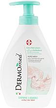 """Profumi e cosmetici Sapone """"Disinfettante"""" - Dermomed Sanitizing Liquid Soap"""