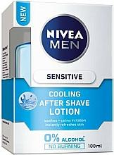 Profumi e cosmetici Lozione rinfrescante dopobarba - Nivea Men Sensitive Cooling After Shave Lotion