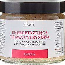 """Profumi e cosmetici Scrub corpo al zucchero """"Lemon grass"""" - Iossi Body Scrub"""