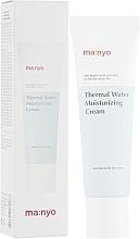 Profumi e cosmetici Crema idratante con acqua termale - Manyo Factory Thermal Water Moisturizing Cream